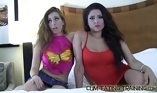 We want to witness you munch your own cum CEI