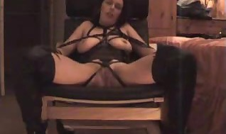 Warm fuckslut get fisted by her tormentor Sadism & Masochism