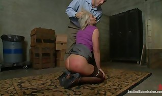 Skylar Price Has Fettered And Likes A Impaler In Her Miniature Rump