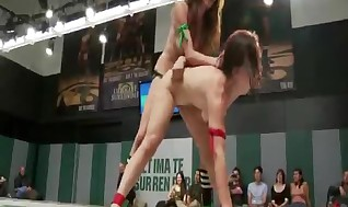After A Cruel Tag Team, The 7 Drool-filled Gang Hookup Ensues. Fisting, Humiliation, Squirting, Cable On Taco Mashing And Sucking. All In Front Of A Live Audience!
