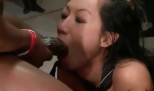 Asian Domination & submission