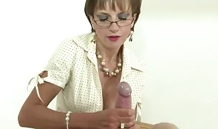 Domme fetish honey mature brit