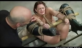 Tied Flogged And Played