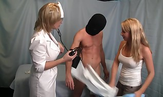 Nurse Handjob: Sub Instructing