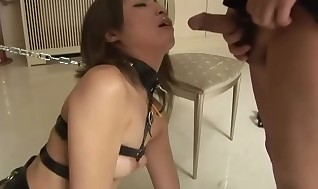 Kidnapped Gimp Firm Tied And Screwed